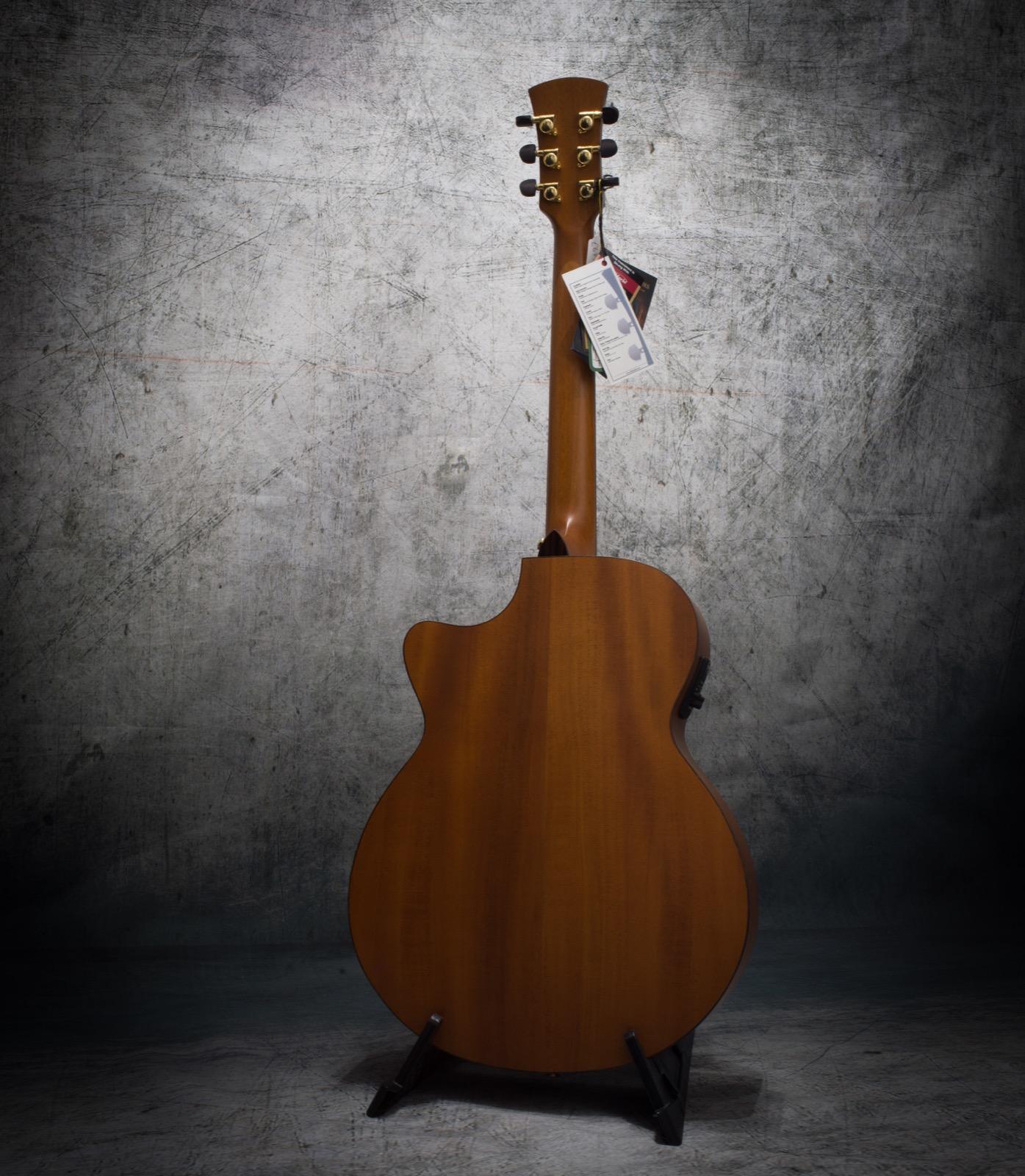 Faith Venus Cutaway Electro Acoustic Guitar Fv