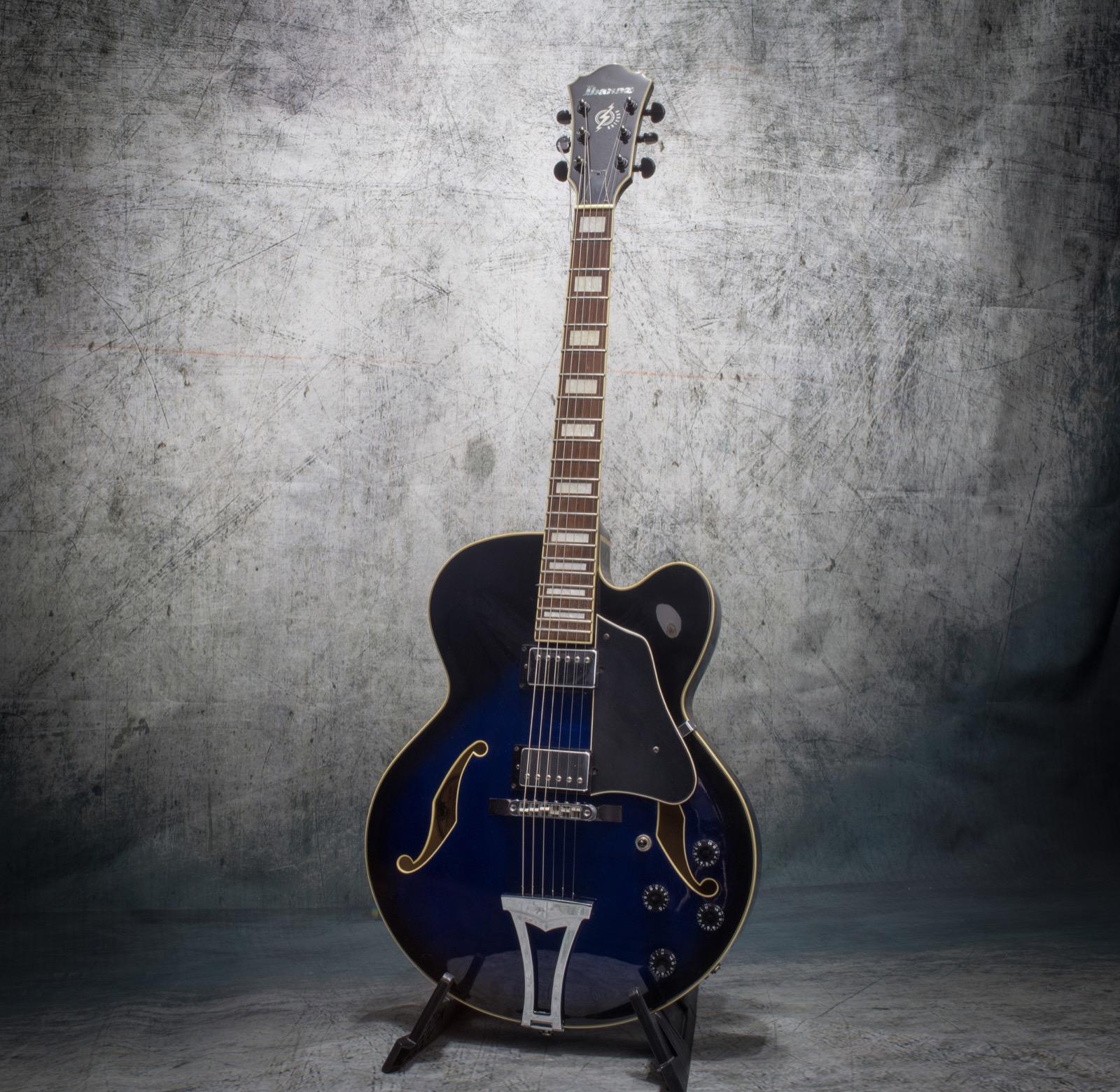 ibanez artcore af75 tb hollow body guitar guitarshop folkestone. Black Bedroom Furniture Sets. Home Design Ideas