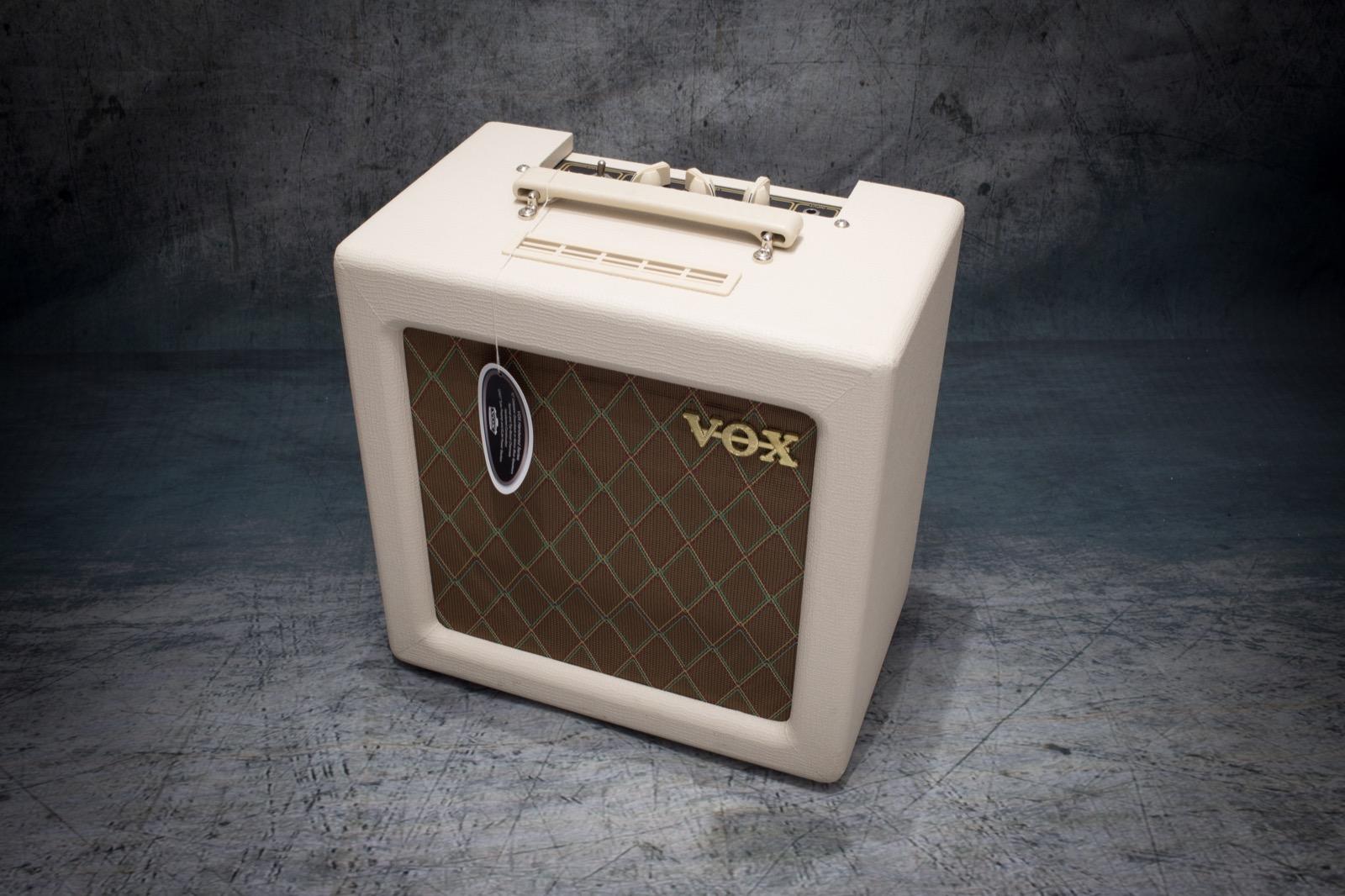 Vox AC4 TV Valve Combo Guitar Amplifier
