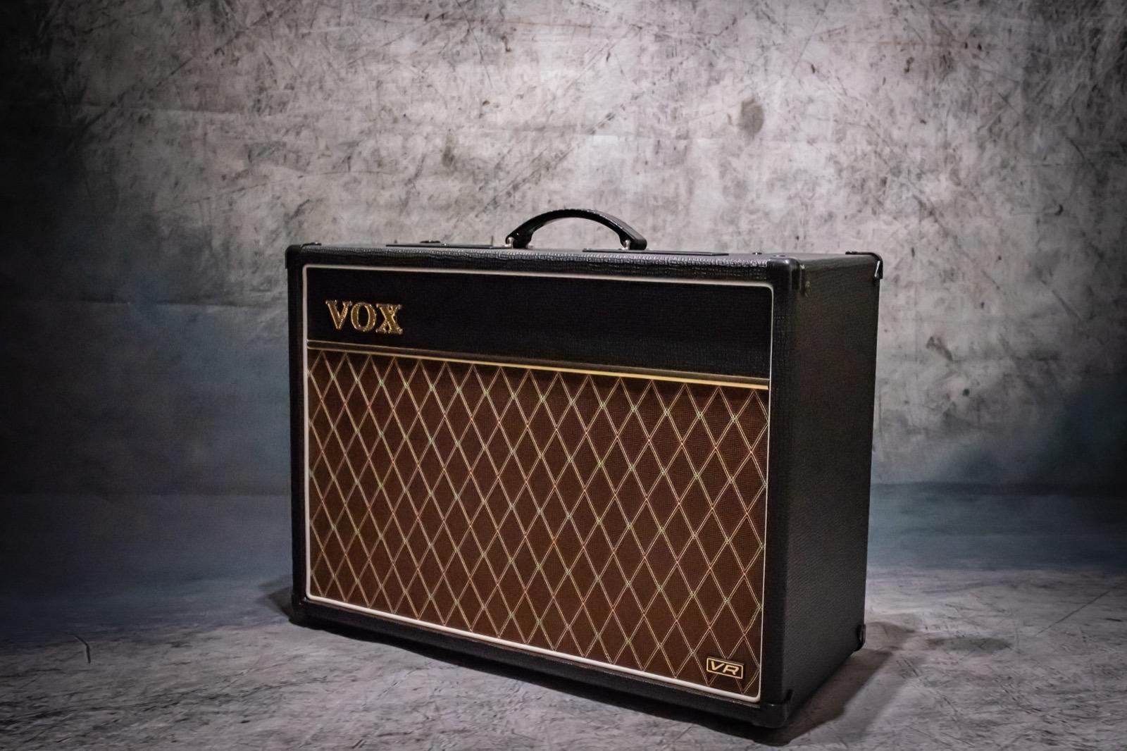vox ac15vr 1x12 combo guitar amplifier guitarshop folkestone. Black Bedroom Furniture Sets. Home Design Ideas